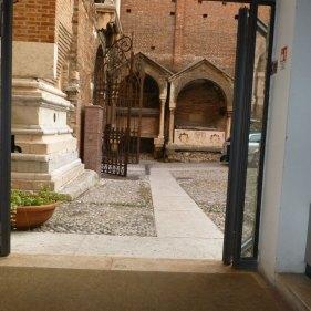 20120723 accessibilita chiostro santa anastasia verona