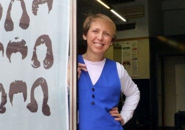 parrucchiera michela - scheda accessibilità coiffeur zeno verona piazza nogara