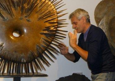 gino bogoni sculture suonate da sbibu