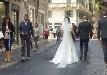 sposi a verona matrimonio amore