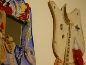 Mirroring Memories, Memorie allo specchio, Giosetta Fioroni