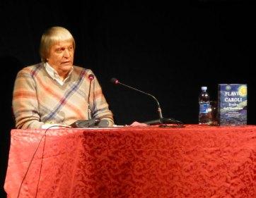 Flavio Caroli, Il volto dell'Occidente, al Teatro Nuovo di Verona
