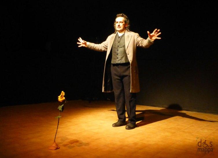 Corrado Accordini, L'idiota di Fedor Dostoevskij, Teatro Laboratorio, Verona, 1 dicembre 2012