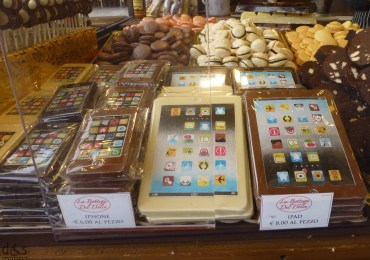 ipad e iphone di cioccolato verona