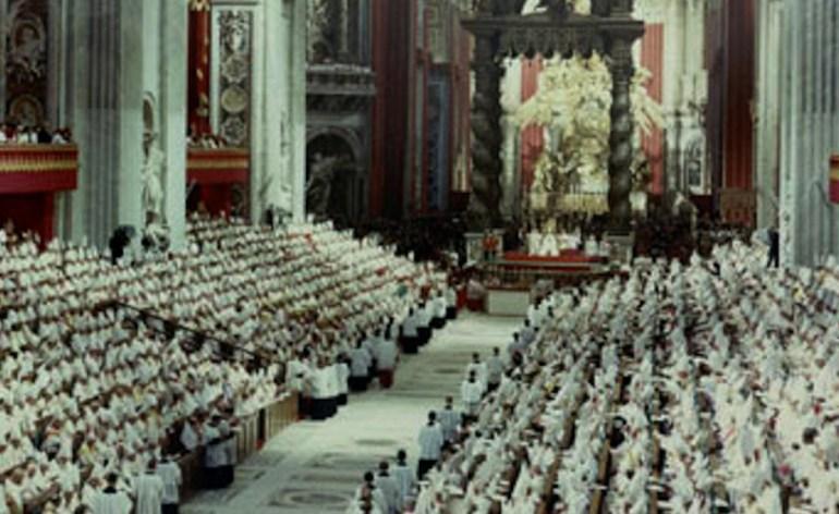 concilio vaticano II 1962