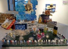 Profumo di Natale - Mostra concorso dei presepi con materiali riciclati a Palazzo della Ragione Verona