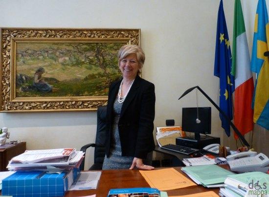 L'assessore alle Pari Opportunità del Comune di Verona Anna Leso