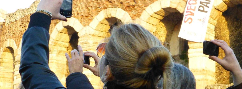 foto arena one billion rising verona