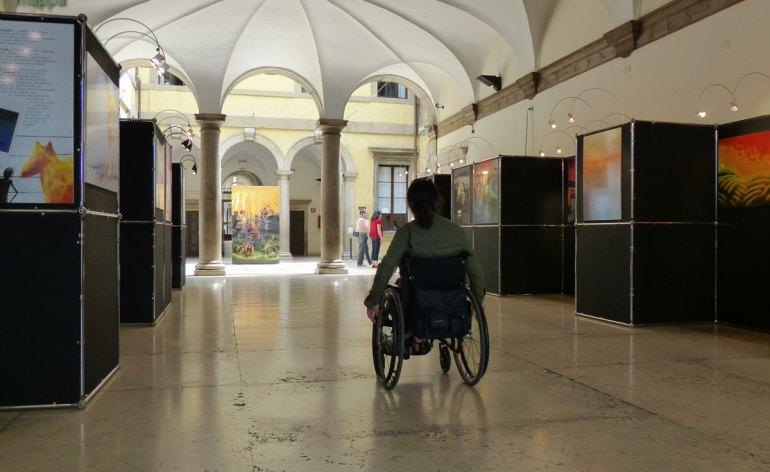 20130610 Mostra Matthew Watkins Museo civico Verona