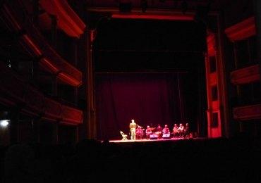 david riondino al teatro ristori di verona per infinitamente 2013