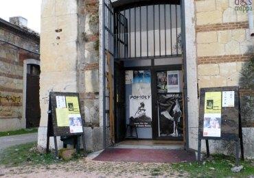entrata del teatro laboratorio arsenale asburgico verona