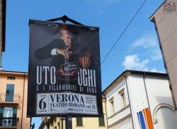 verona manifesto uto ughi violino romantico al teatro romano