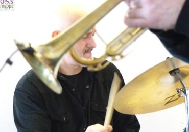 Concerto Tannhäuser luca pighi batteria e zeno fatti alla tromba