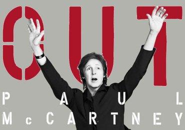 Paul McCartney in concerto all'Arena di Verona il 25 giugno 2013 con il suo tour out there!
