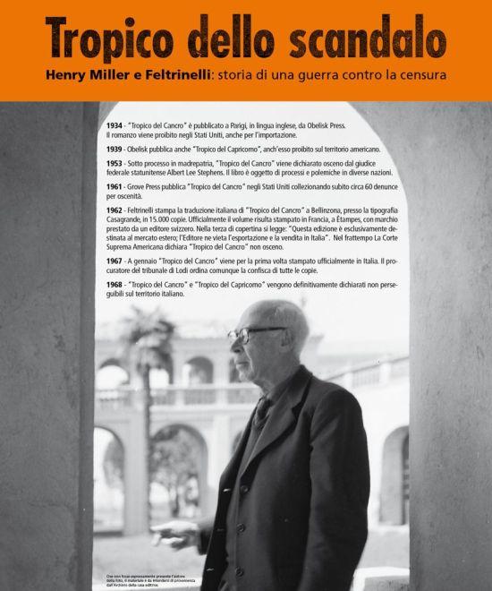 tropico dello scandalo henry miller e feltrinelli