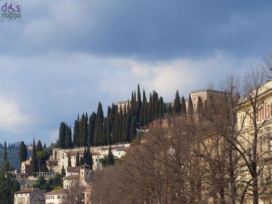 panorama di verona torricelle castel san pietro teatro romano