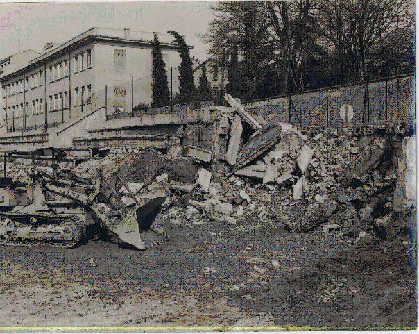 demolizione vecchio stadio bentegodi verona