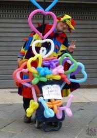 Il creatore di palloncini