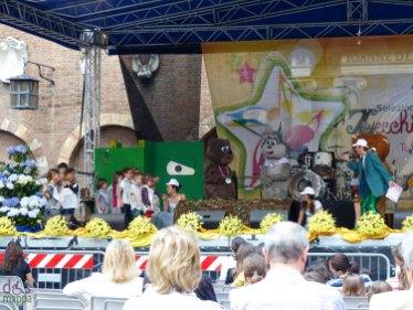 Tour 2013 dello Zecchino d'oro La FESTA DELLA MAMMA a Verona. Due intere giornate di giochi, laboratori, musica e intrattenimento!