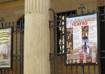 Torna al Teatro Nuovo di Verona, dal 5 novembre 2013 al 23 marzo 2014 la prestigiosa rassegna teatrale invernale Il Grande Teatro