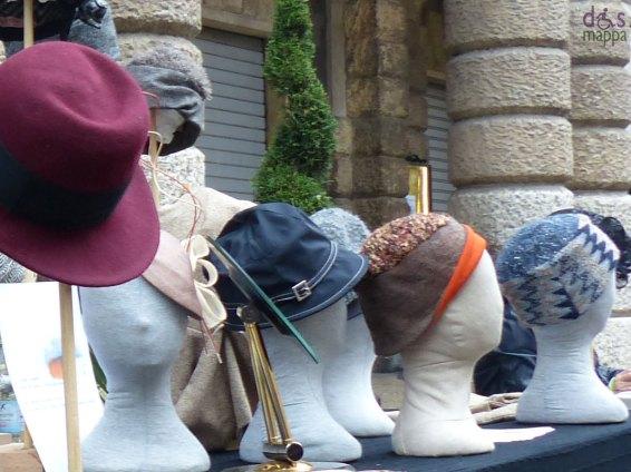 I cappelli di Lorenza Chiarini Atelier