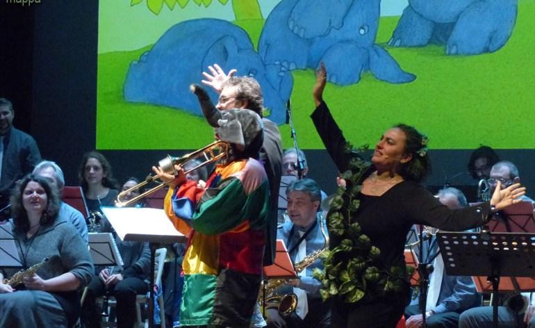 20140223 Elmer elefante variopinto Teatro Ristori Verona 498