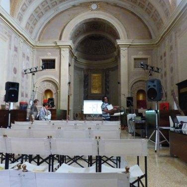 Cassa Padana - ex Chiesa di San Silvestro