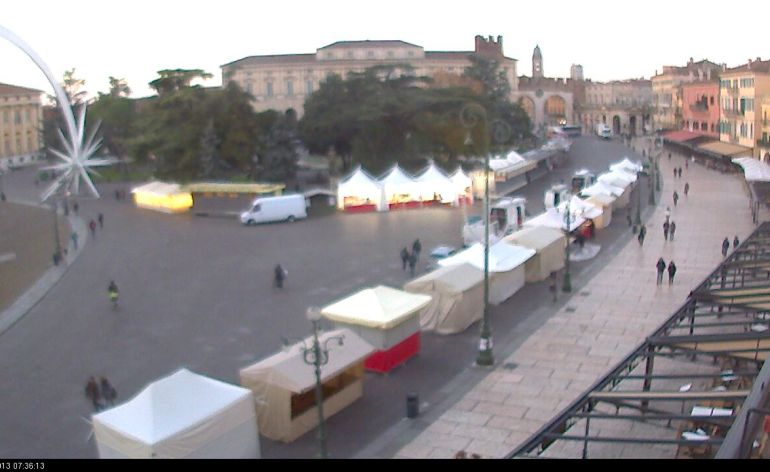 webcam verona piazza bra