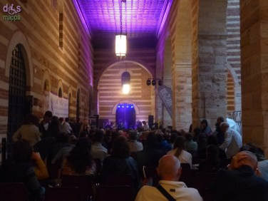 Finale Verona Pop Festival 2013 in Cortile Mercato Vecchio