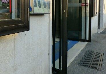 20120917 Entrata accessibile Cinema Fiume Verona