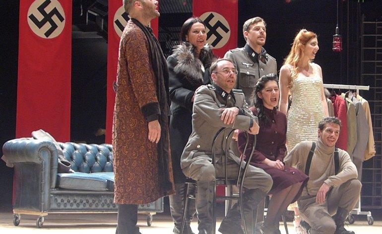 20140117 Antigone 1939 Ippogrifo Teatro Camploy Verona