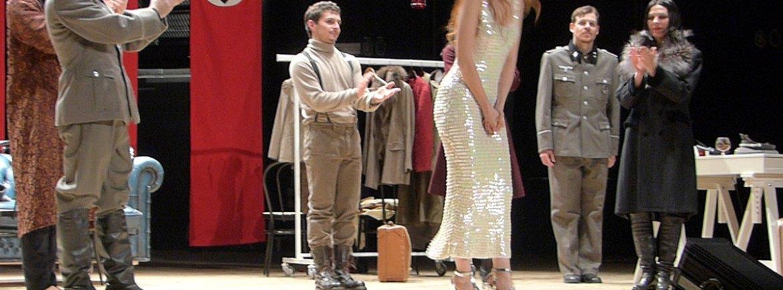 20140117 Applausi Antigone 1929 Teatro Camploy Verona