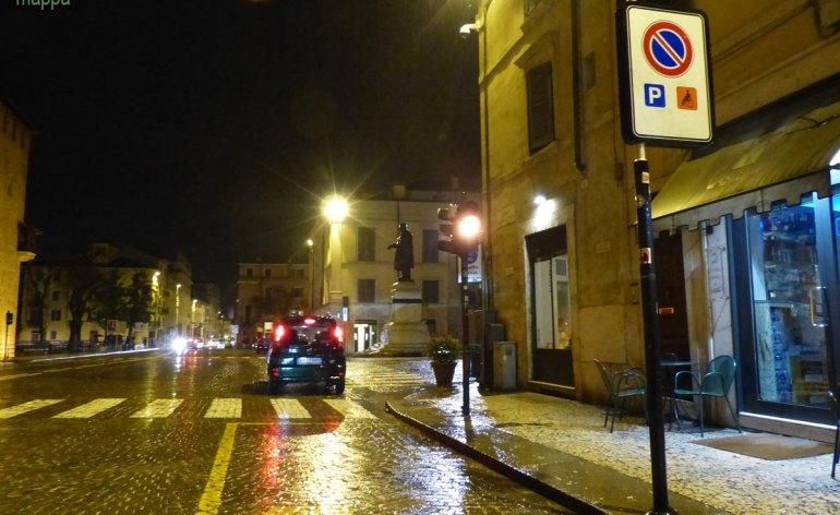 20140118 Parcheggio disabili Corso Cavour Castelvecchio Verona