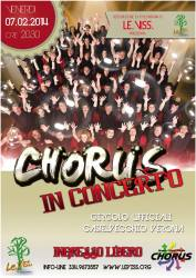 manifesto chorus circolo ufficiali verona