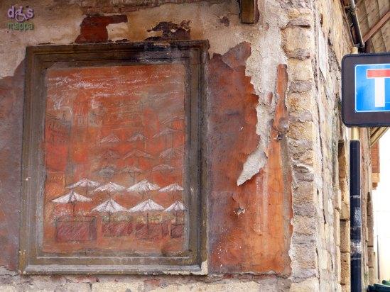 20130927 Piazza Erbe disegnata vicinanze Duomo Verona