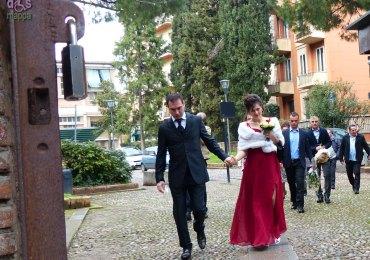 20140222 Sposi entrata Tomba di Giulietta Verona