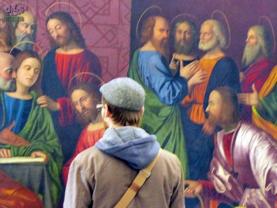 20140222 Visitatore dipinto chiesa San Francesco Verona