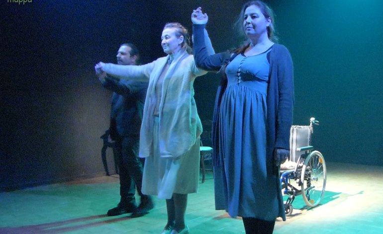 20140225 Applausi Yesterday Caserta Laruffa Teatro Laboratorio Verona