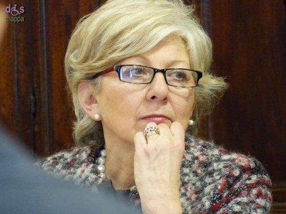 20140227 Conferenza stampa 8 marzo donne Verona Anna Leso