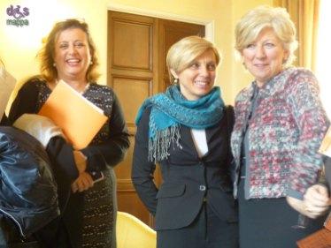 20140227 Conferenza stampa 8 marzo donne Verona Pavesi Leso