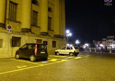 20140308 4 Parcheggi disabili Piazza Bra Verona