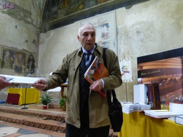 Alfredo Dal Corso Presidente FEVOSS