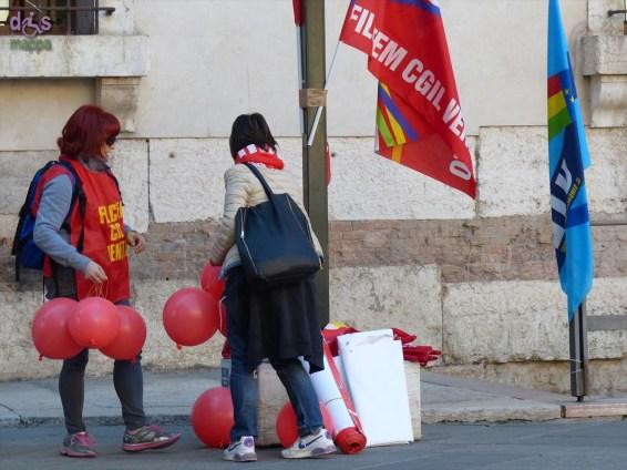 20140416 Manifestazione lavoratici Abital Corneliani Verona 728
