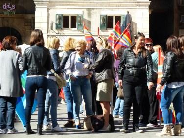 20140416 Manifestazione lavoratici Abital Corneliani Verona 732