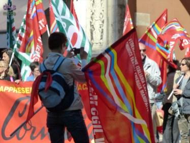 20140416 Manifestazione lavoratici Abital Corneliani Verona 792