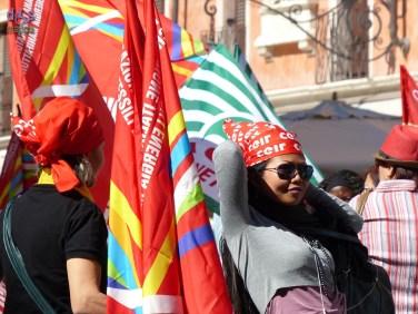 20140416 Manifestazione lavoratici Abital Corneliani Verona 851