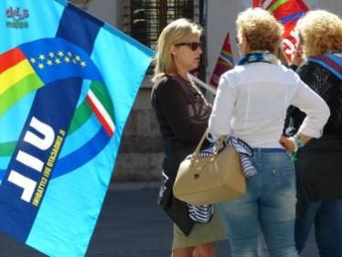 20140416 Manifestazione lavoratici Abital Corneliani Verona 880