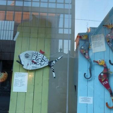 20140417 Mostra pesci riciclo creativo Bibioteca Civica Verona 96