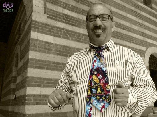20140514 Nicola Pizzeria Impero cravatta Verona