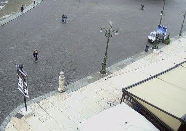 20140529 Webcam caduta Piazza Bra Verona